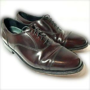 FLORSHEIM Imperial Burgundy Leather Men's Shoes